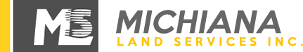 Michiana Land Services Retina Logo